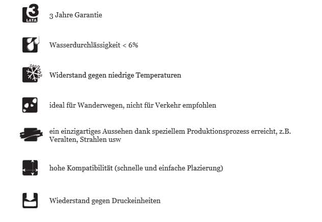 tabelk kostka DE